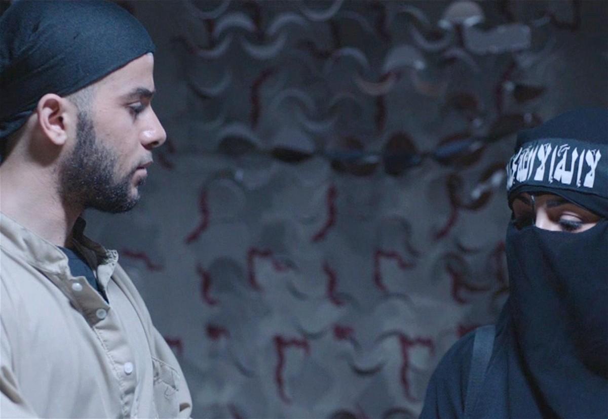 غرابيب سود الحلقة 19 كامل HD رمضان 2017