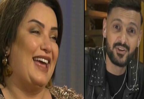 رامز تحت الأرض الحلقة 21 منى شداد كاملة HD رمضان 2017