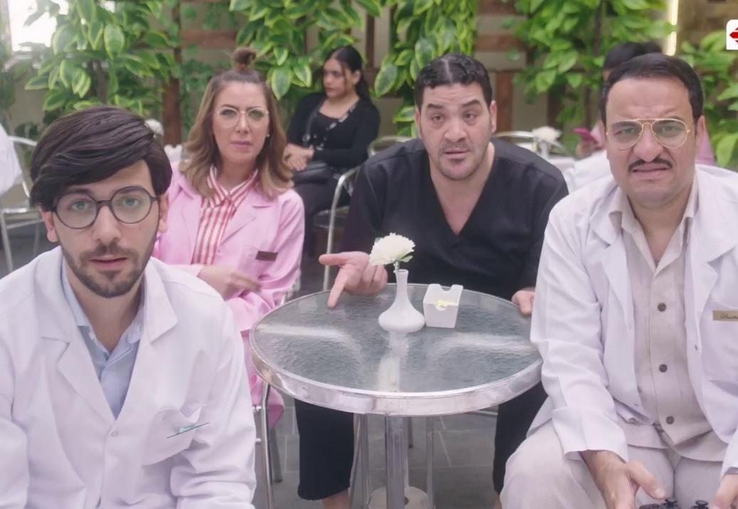 شاش في قطن الحلقة 28 كاملة HD رمضان 2017