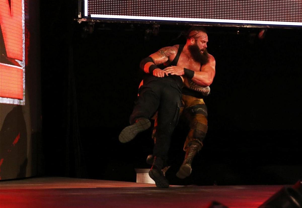 مصارعة WWE Raw  مترجمة : July 3, 2017 جودة HD