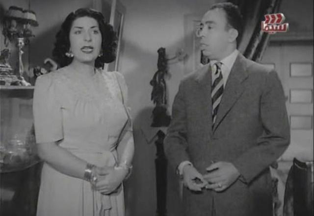 فيلم بيت النتاش 1952 كامل HD