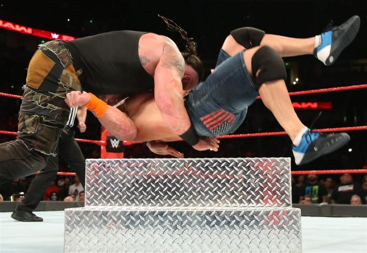عرض WWE Raw: Sept. 11, 2017 مترجم HD