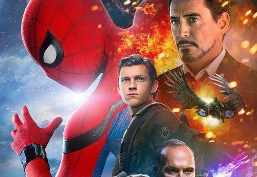 فيلم Spider-Man: Homecoming مترجم HD اونلاين 2017