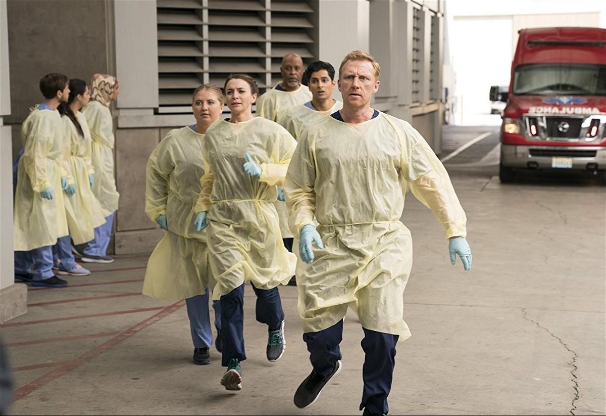 Greys Anatomy 14 الحلقة 7 مترجم Who Lives, Who Dies, Who Tells Your Story اونلاين 2017