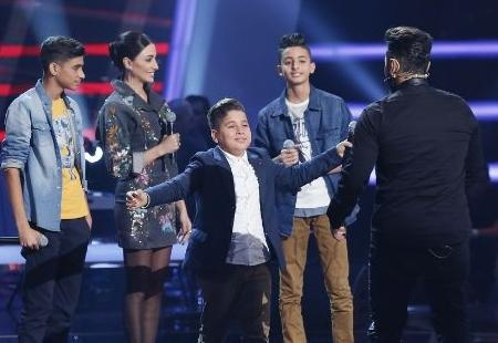 The Voice Kids 2 الحلقة 7 HD اونلاين 2017