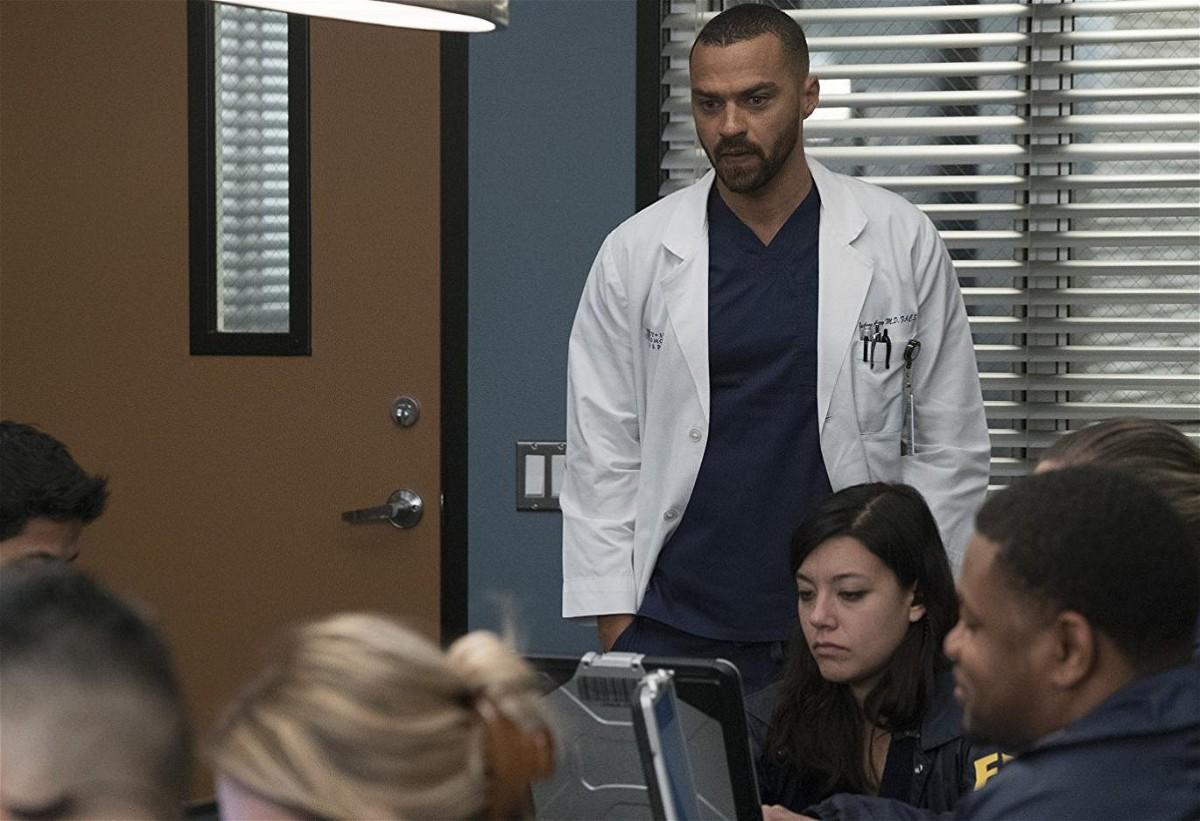 Greys Anatomy 14 الحلقة 8 مترجم Out of Nowhere اونلاين 2017