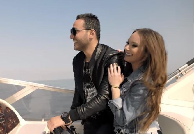 معك عالموت - حسين الديك كليب 2018