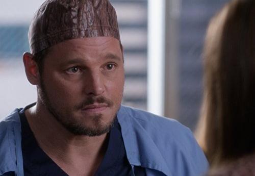 Greys Anatomy 14 الحلقة 15 مترجم Old Scars, Future Hearts
