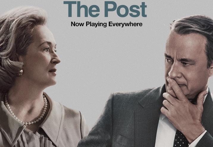 فيلم The Post مترجم HD اونلاين 2017
