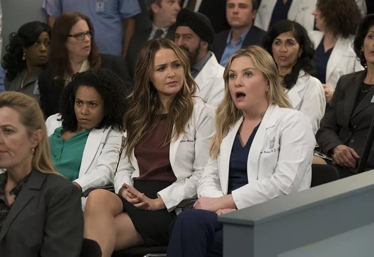 Greys Anatomy 14 الحلقة 20 مترجم Judgment Day