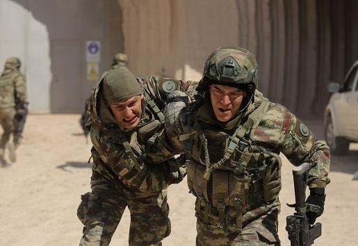 المحارب 2 الحلقة 32 مترجمة HD