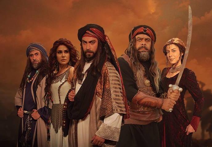 المهلب بن أبي صفرة الحلقة 30 HD رمضان 2018