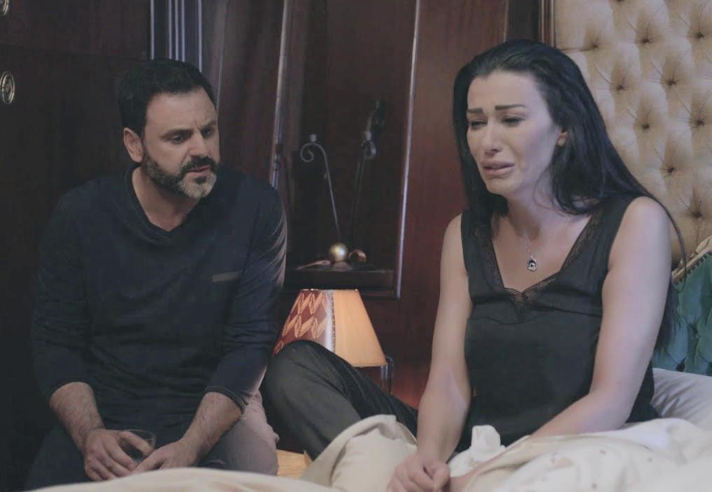 حدوتة حب الحلقة 28 الهاجس ج4 HD رمضان 2018