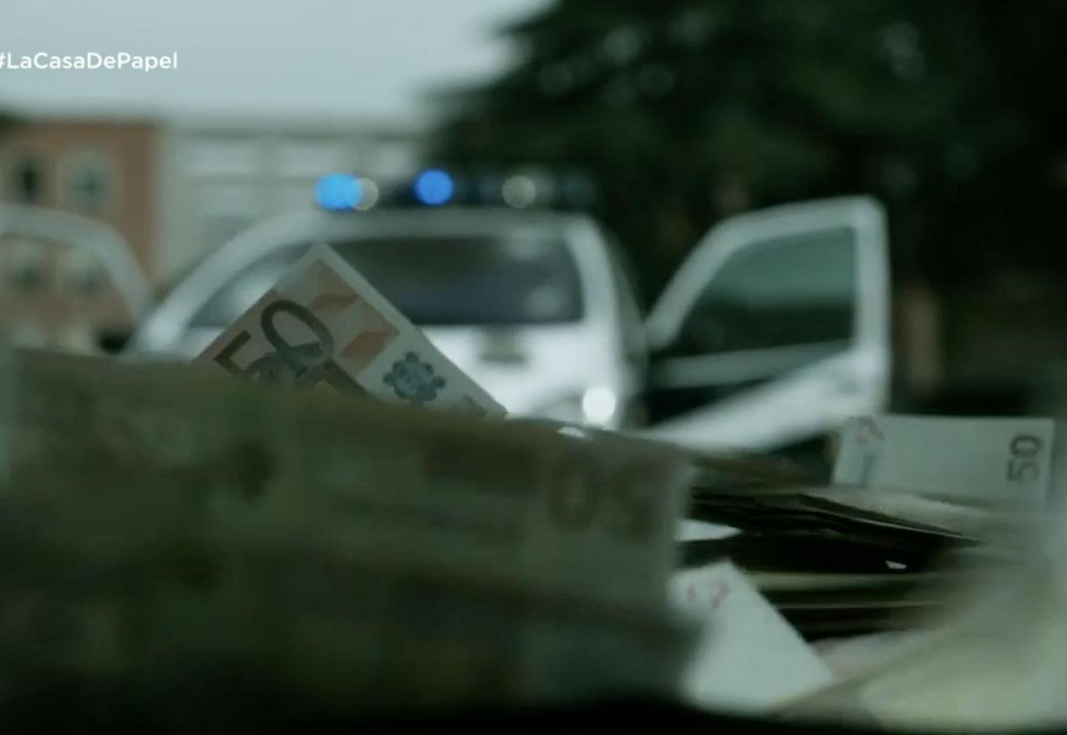 La casa de papel الحلقة 1 مترجمة HD اونلاين 2017
