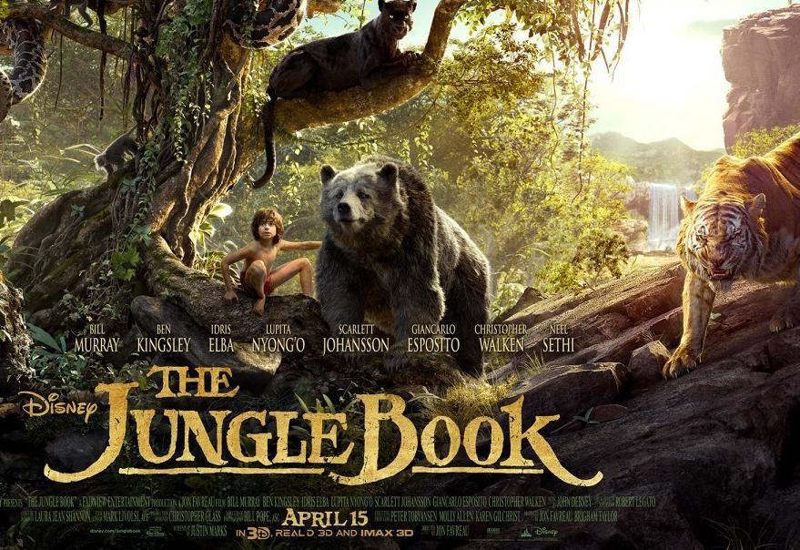 فيلم The Jungle Book مدبلج HD اونلاين 2016