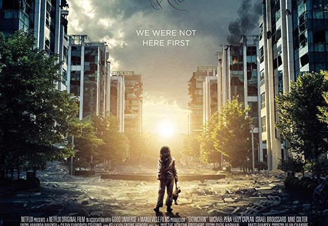فيلم Extinction مترجم HD اونلاين 2018