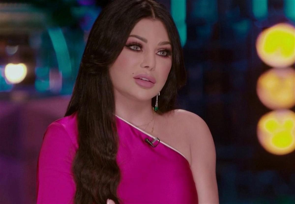 الحكاية مع عمرو أديب الحلقة 1 هيفاء وهبي