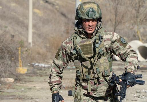 المحارب 3 الحلقة 6 مترجمة HD