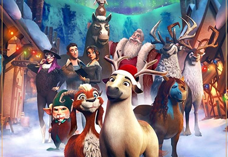 فيلم Elliot the Littlest Reindeer مترجم كرتون HD اونلاين 2018