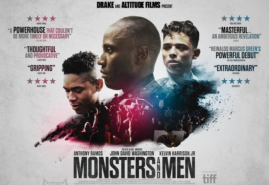 فيلم Monsters and Men مترجم HD اونلاين 2018