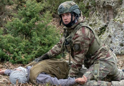 المحارب 3 الحلقة 19 مترجمة HD