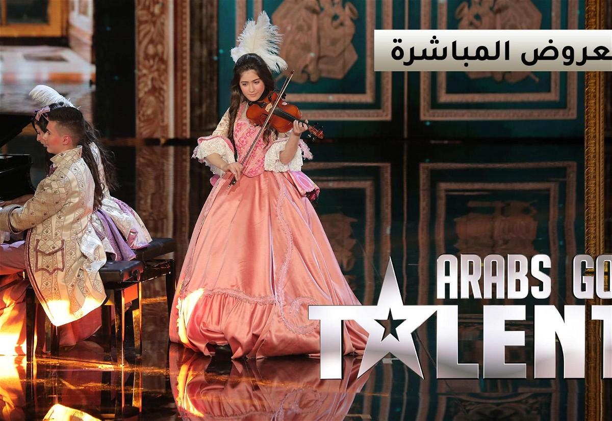Arabs Got Talent 6 الحلقة 8 HD