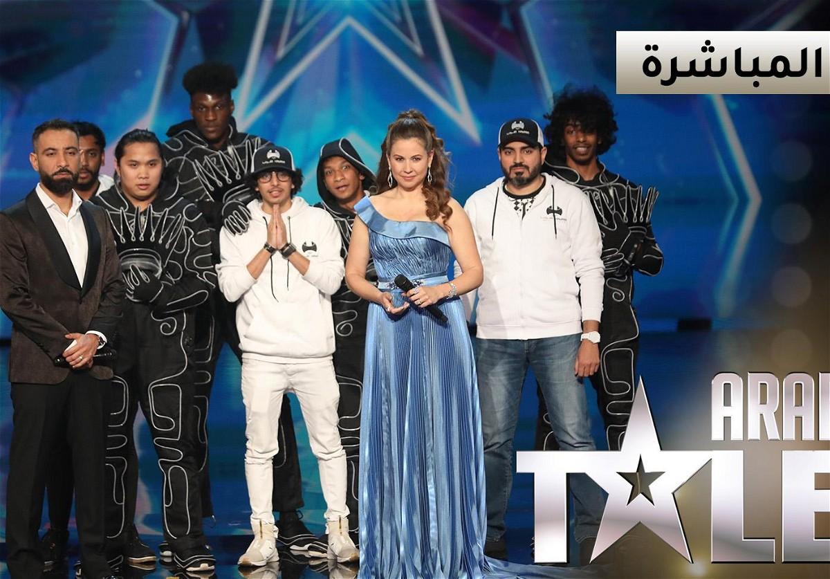 Arabs Got Talent 6 الحلقة 10 HD
