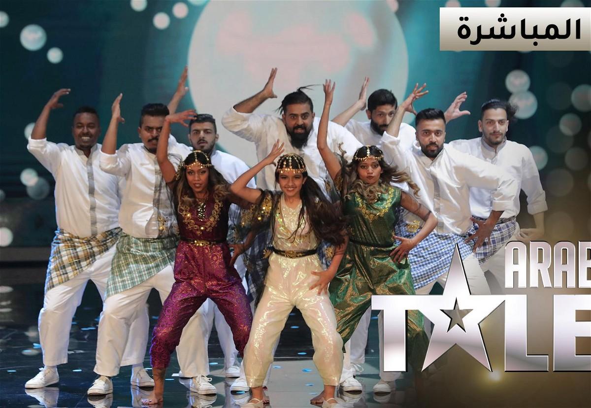 Arabs Got Talent 6 الحلقة 9 HD
