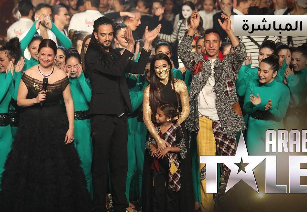 Arabs Got Talent 6 الحلقة 11 العرض النهائي HD