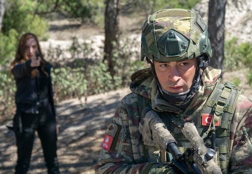المحارب 3 الحلقة 24 مترجمة HD