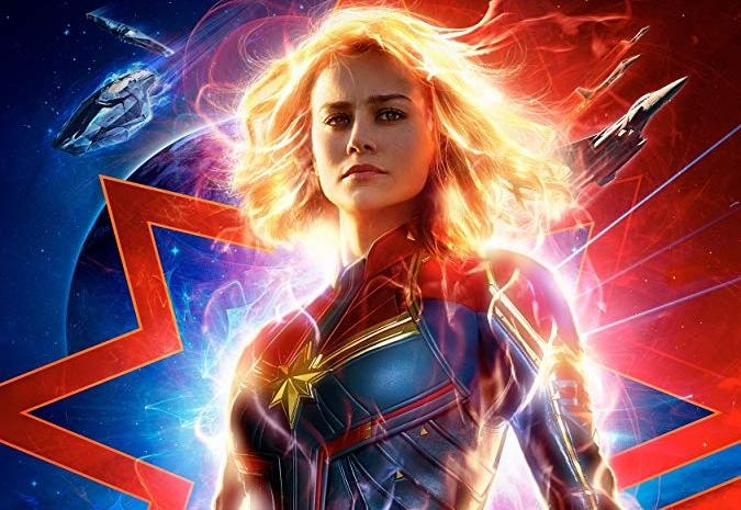 فيلم Captain Marvel مترجم HD اونلاين 2019