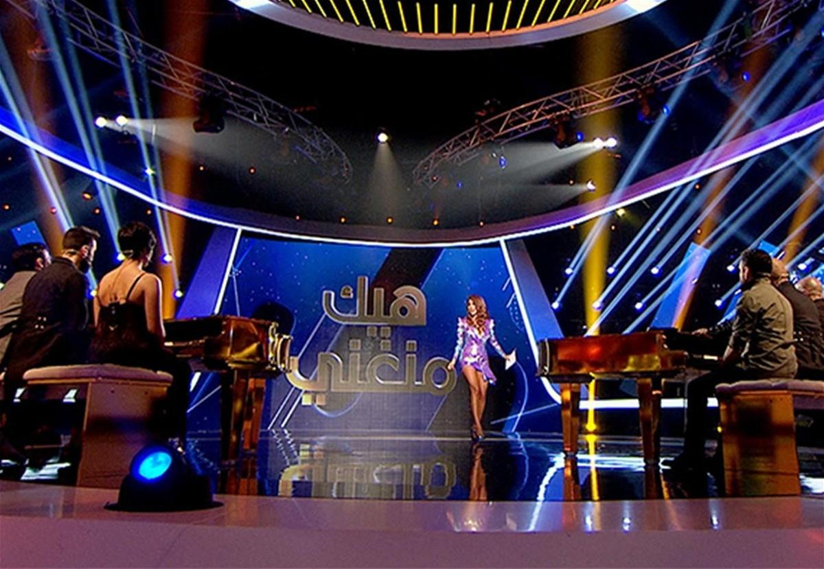 هيك منغني 6 الحلقة 3 كارلوس - سعد - أماندا - نديم HD انتاج 2019