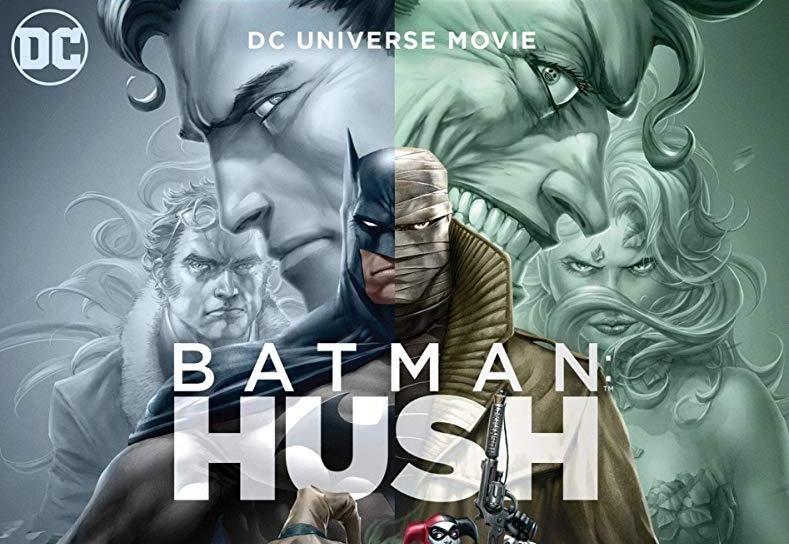 فيلم Batman: Hush مترجم كرتون 2019