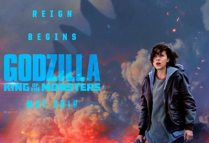 فيلم Godzilla: King of the Monsters مترجم HD انتاج 2019