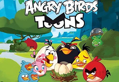 Angry Birds Toons الحلقة 13 كرتون HD انتاج 2013