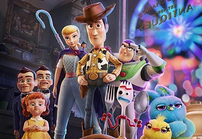 فيلم Toy Story 4 مترجم HD انتاج 2019