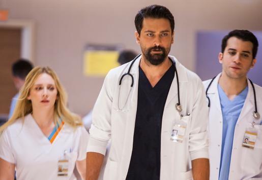 الطبيب المعجزة الحلقة 5 مترحمة HD انتاج 2019