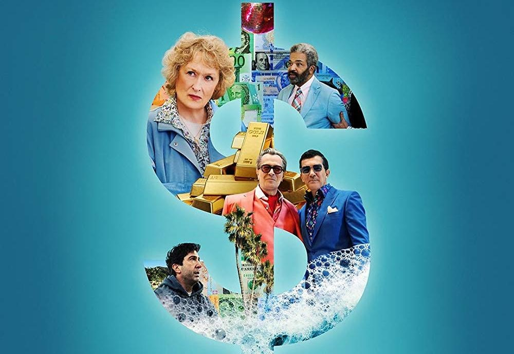فيلم The Laundromat مترجم HD انتاج 2019