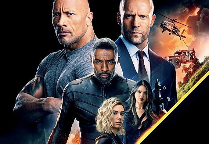 فيلم Fast and Furious Presents: Hobbs and Shaw مترجم HD انتاج 2019