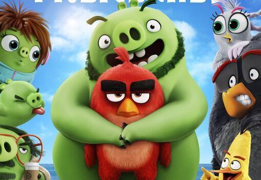 فيلم The Angry Birds Movie 2 مترجم HD انتاج 2019