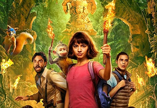 فيلم Dora and the Lost City of Gold مترجم HD انتاج 2019