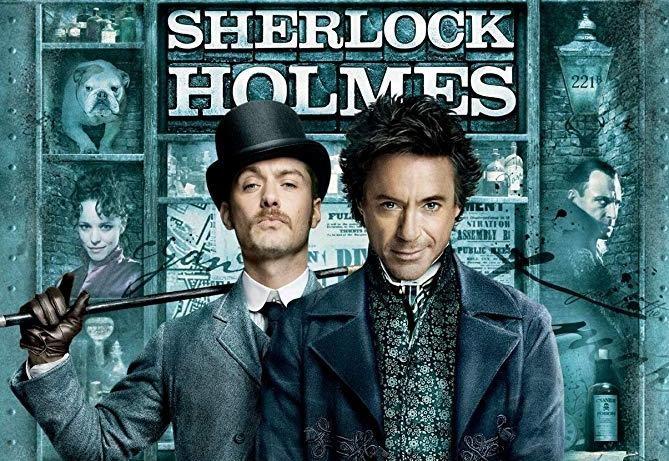 فيلم Sherlock Holmes مترجم HD انتاج 2009
