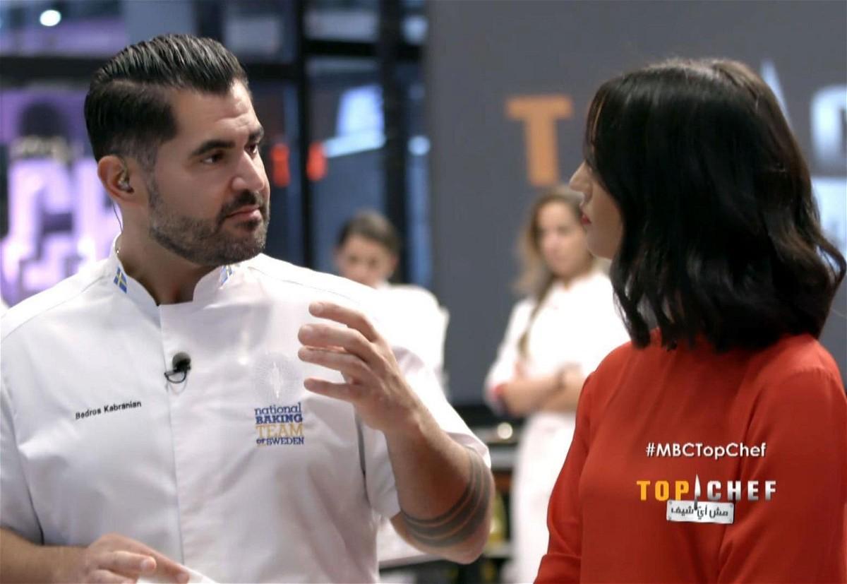Top Chef 4 الحلقة 5 HD انتاج 2020