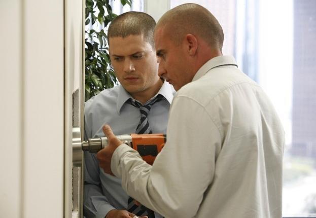 Prison Break 4 الحلقة 5 Safe and Sound  مترجم HD انتاج 2007