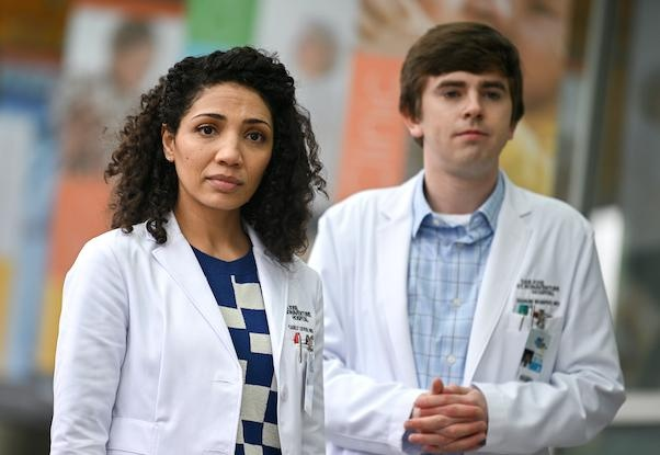 The Good Doctor 3 الحلقة 14 Influence مترجمة HD انتاج 2019