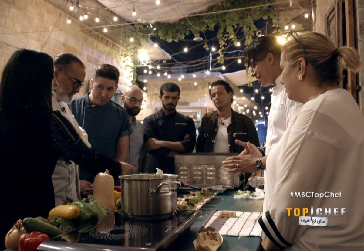 Top Chef 4 الحلقة 10 HD انتاج 2020